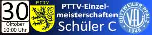 TT-Pfalzmeisterschaften der Schüler C